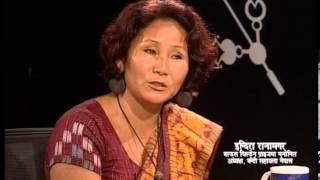 कुराकानीः इन्दिरा राना मगर (जुनियर नोवेल पुरस्कारमा मनोनित)